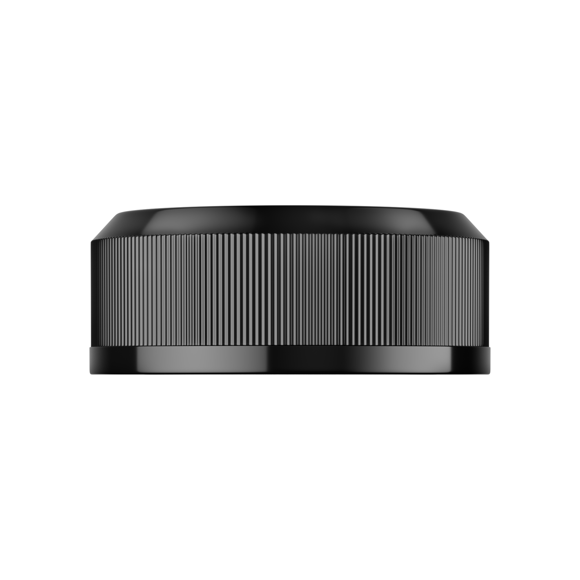 Standard Black Lid (360° Grip)